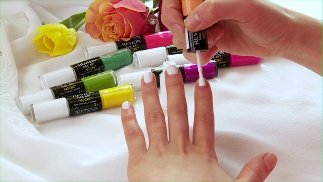 REVLON Neon Nail Art on Vimeo