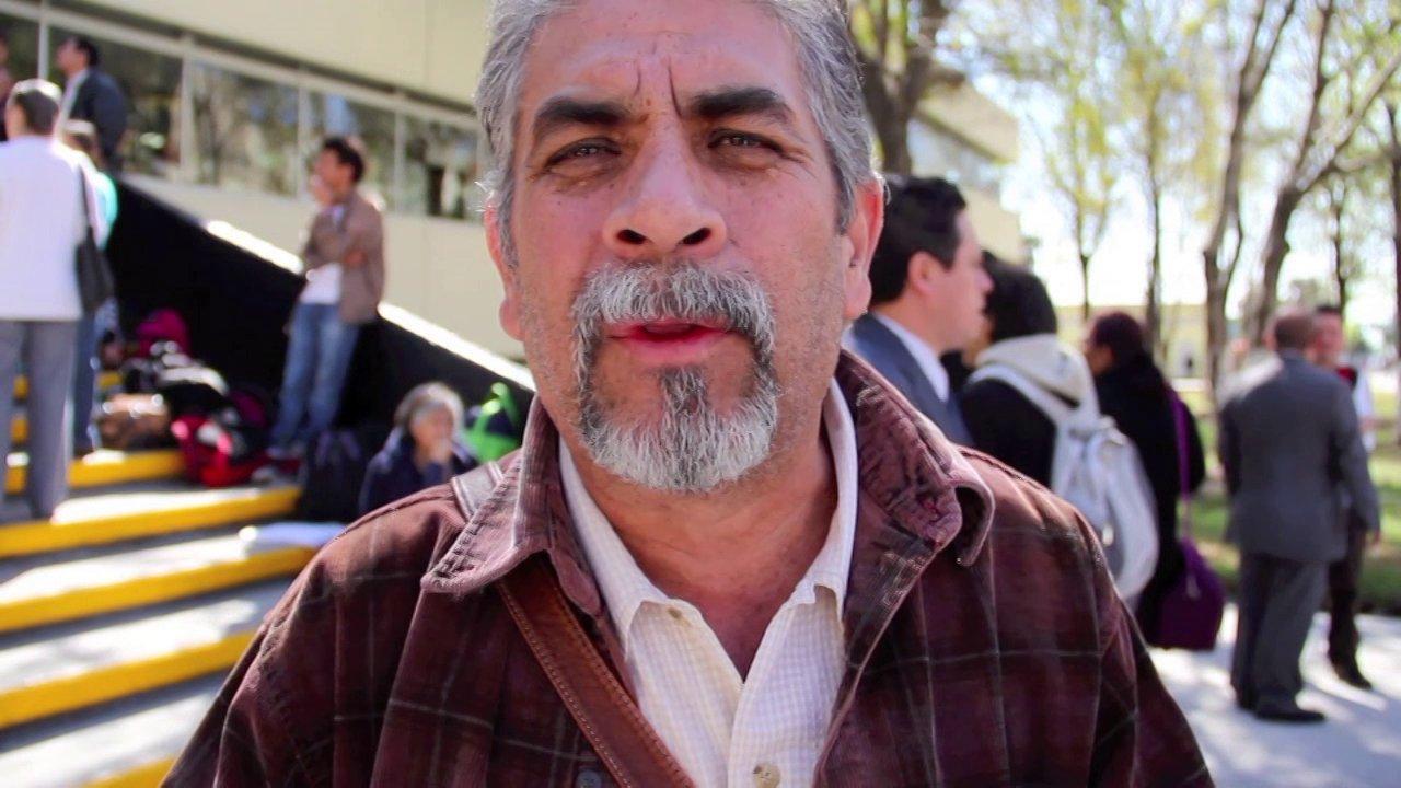 La voz de los familiares de los presos políticos en México