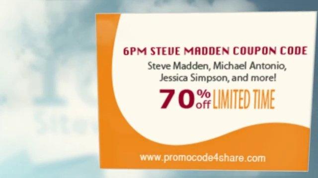 6pm promo code september 2012
