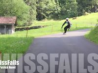 Longboard Swiss Fail 2012
