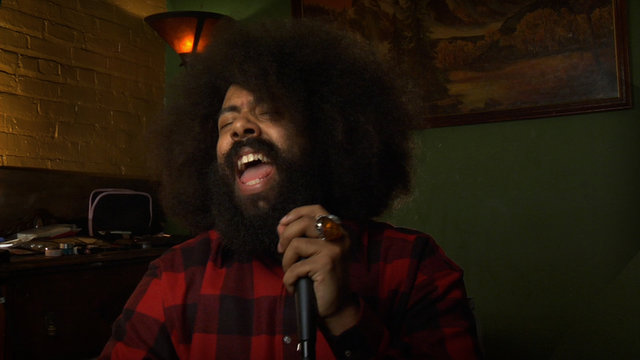 Big Thoughts at The Bell House with Reggie Watts