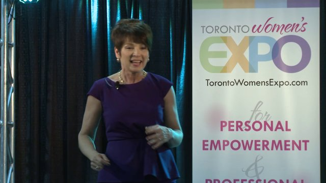 Susan Brady, The Six Figure S.O.F.A., Toronto Women's Expo. Downsview Park, Studio 3, December 2, 2012