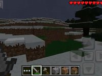 Lets play minecraft pe part 2