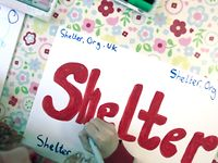 Help Shelter this Christmas I Shelter
