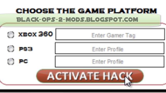 Black Ops 2 Prestige Hack