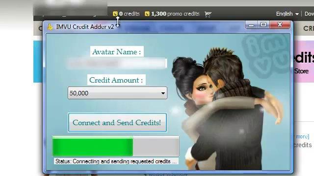 Free Imvu Credits No 2012