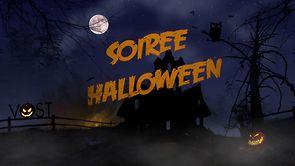 Soirée Halloween 2012