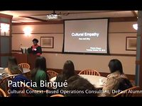 ASK Breakfast - Oct 2012 - Transcending Cultural Boundaries - Part 2 of 11