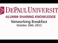 ASK Breakfast - Oct 2012 - Transcending Cultural Boundaries - Part 1 of 11