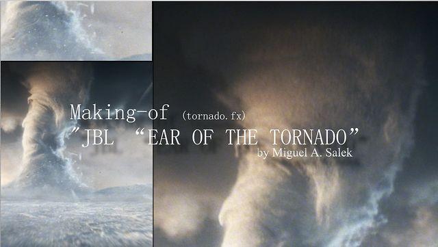 "Making of: tornado.FX  - JBL ""Ear of the Tornado"""