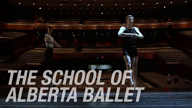 [Image: ENBRIDGE | SCHOOL OF ALBERTA BALLET]