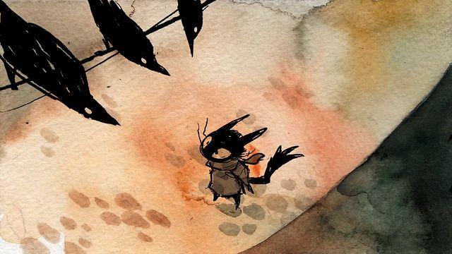 Короткометражка Ornithophobia онлайн