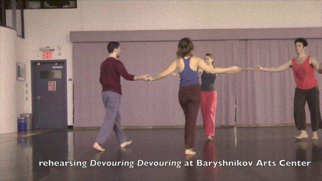 """Devouring Devouring"""