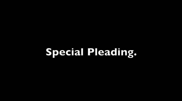 Special Pleading 2: Ka...