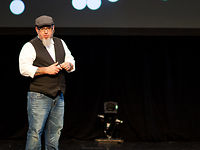 Zack Arias speaks at Luminance 2012