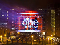 BBC One Christmas Launch