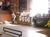 Liam Mccabe's best run in the Semi Finals Tampa Am 2012