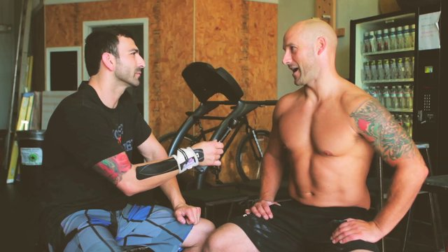 CrossFit Games Athlete Gabe Subry Interview on Vimeo