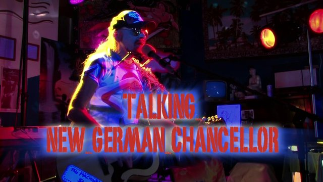 Talking New German Chancellor - New Topical Song about Peer Steinbrueck, German Election &amp; EU-Crisis