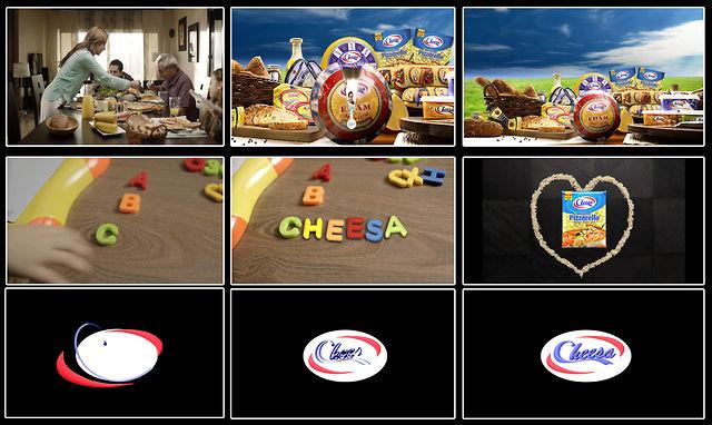 Cheesa TVC 2012 & Making of -breakdown