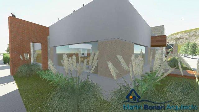 Planos de casas modernas proyecto de arquitectura duna - Casas arquitectura moderna ...
