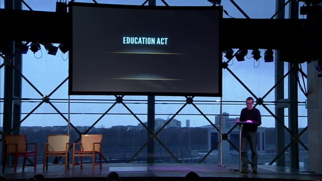 10. Open licensing opens up education - Ignite by Peter Leth, 2012
