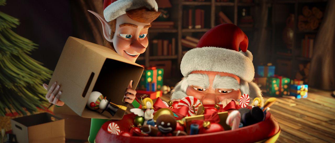 【聖誕&老人 Santa & Klaus】【Yao】