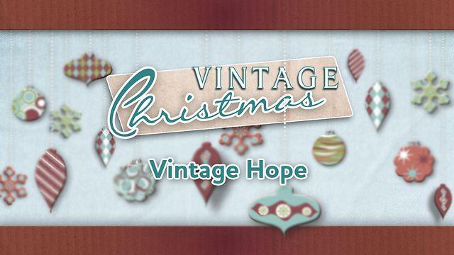 Hope On >> Vintage Hope on Vimeo