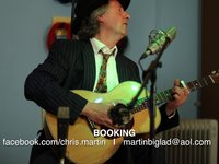 Chris (man in a hat) Martin Live Promo
