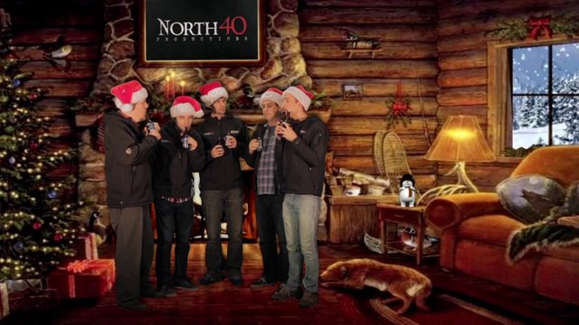 Happy Holidays from North 40!