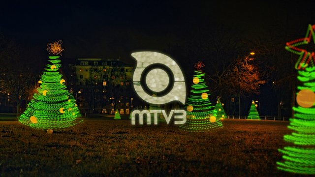 MTV3 - Christmas Channel Ident  2012