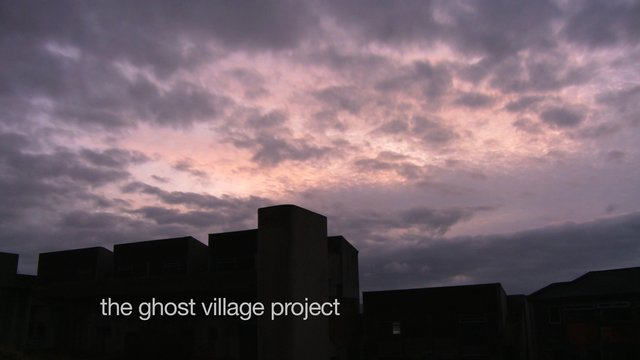 The Ghostvillage Project Video