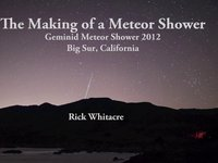 The Making Of A Meteor Shower