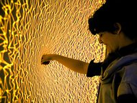 Firewall - an interactive media installation