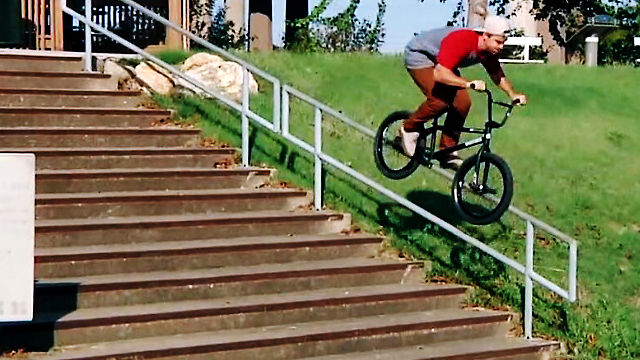 Brian Kachinsky's 2012 Ride BMX/DK Bicycles Video Part