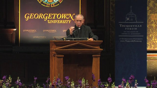"""""""The Final Gladness"""" - A Last Lecture by Father James V. Schall"""