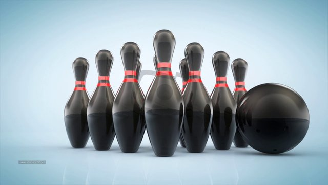 Bowling Ball Animation 3
