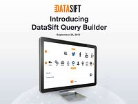 Webinar: Introducing DataSift Query Builder