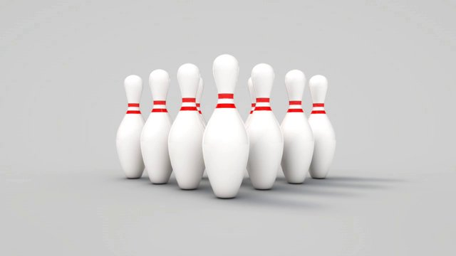 Bowling Ball Animation 7