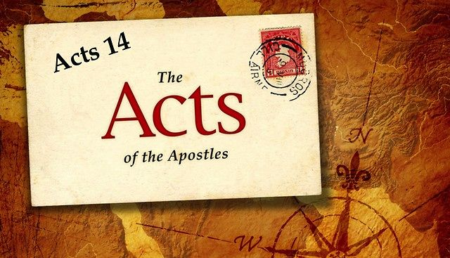 The Bible >> Acts 14 on Vimeo