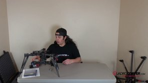 Cinestar Gimbal Unboxing and Assembly