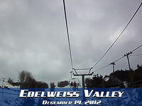 Edelweiss Valley : December 14, 2012