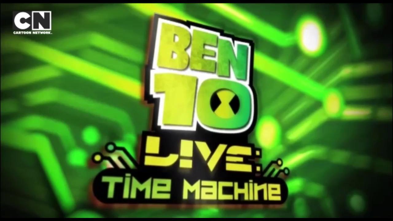 Cartoon Network Ben 10 Live: Time Machine on Vimeo