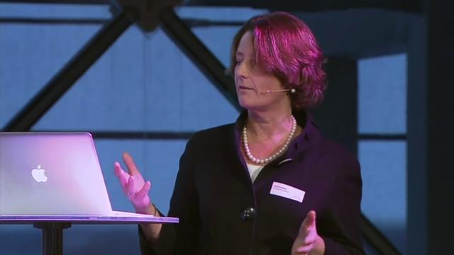 13. Building a European Cultural Commons - Talk by Jill Cousins, 2012