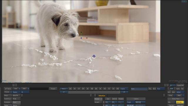 Swiffer 'Bionic' Vfx Breakdown