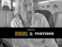 Sir Richard Branson interview with KBIRI on the Virgin CSR