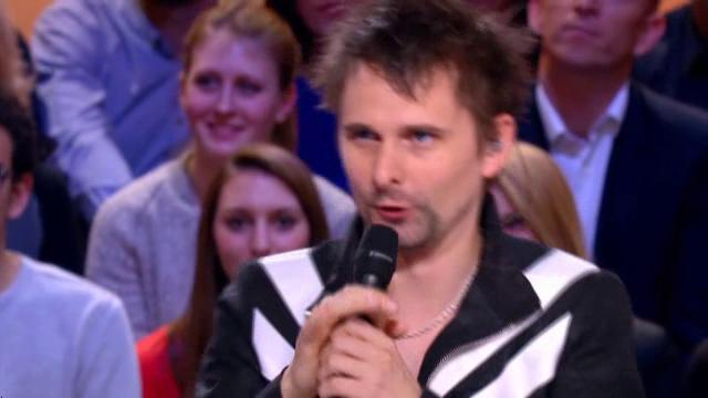 Muse Le Grand Journal 2012 (Follow Me + Interview)