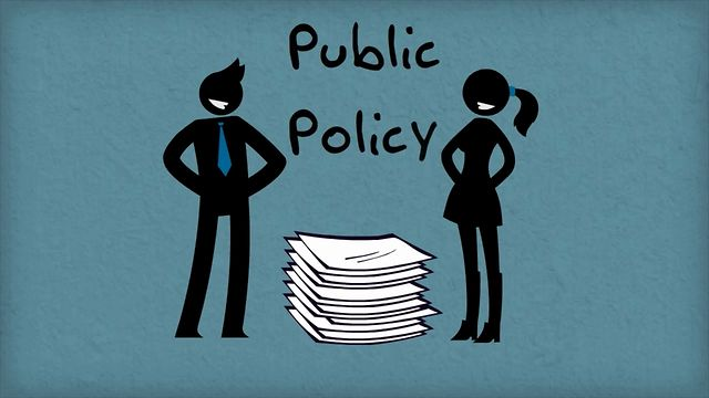 Public Policy course study