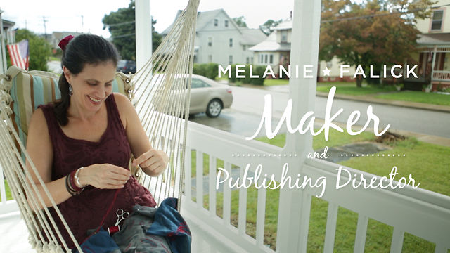 Melanie Falick on Creativebug