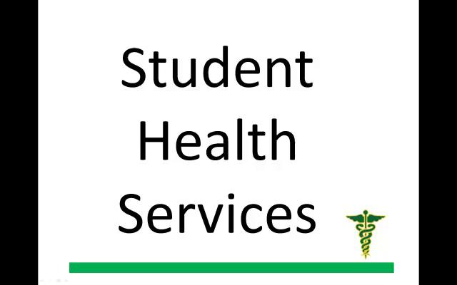Services health insurance information for international students